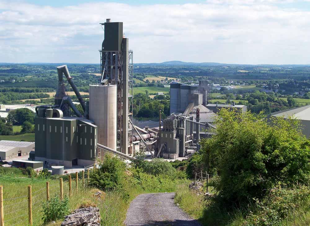 Cement Plant Kiln : Cement kilns ballyconnell