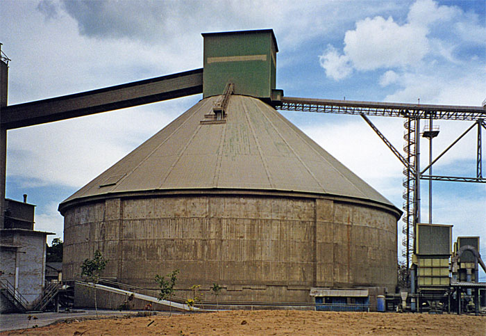 Clinkers Cement Can Be Dissolved : Cement kilns: clinker