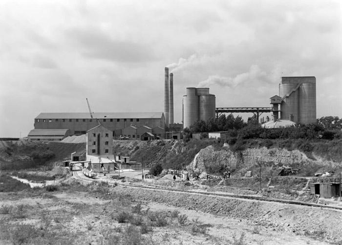 Portland Cement Kiln : Cement kilns cliffe