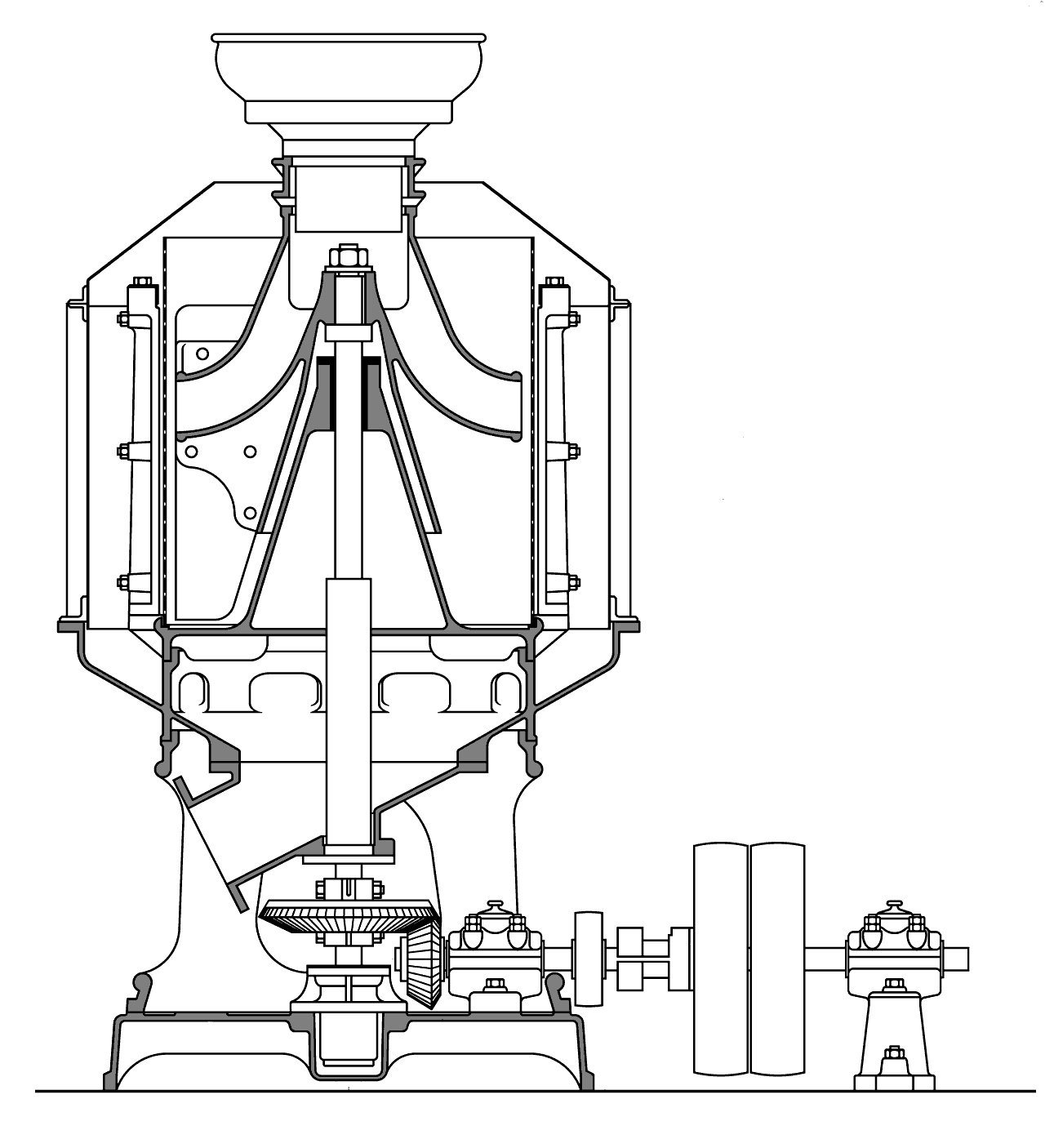Cement Kilns Size Reduction And Grinding Roll Bearing Energy Saving Ball Mill Diagram Fls Trix Separator